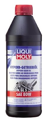 Hypoidolja  80w gl5 1l