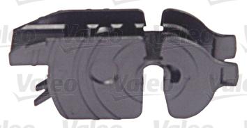 Flatblade 525mm med U adapter