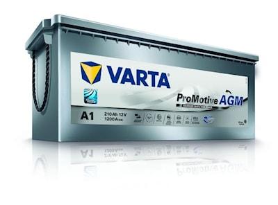 Batteri A1 PRO AGM 210