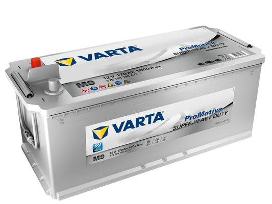 Batteri M9 PRO SHD170