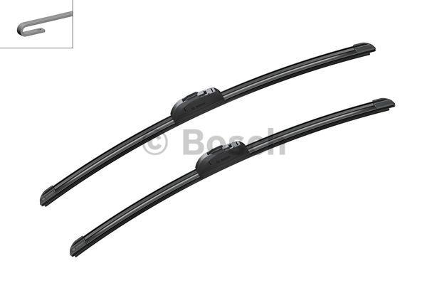 Flatbladesats AR550S 550/530