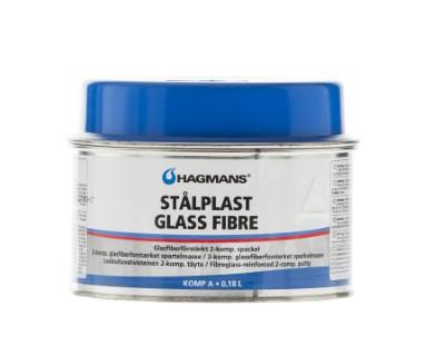 Spackel Stålplast Glass Fibre
