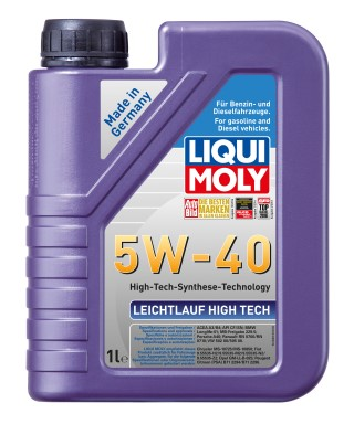 Leichtlauf High Tech 5W-40 1l
