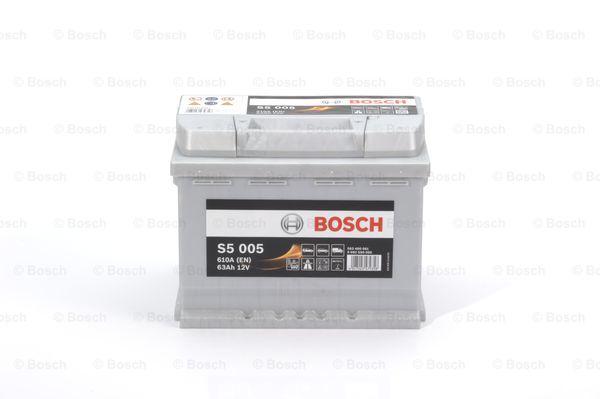 Batteri S5 63Ah 610A CCA