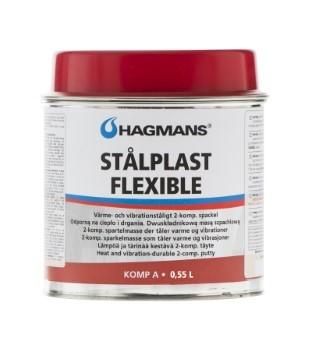 Spackel Stålplast Flexible 0,5
