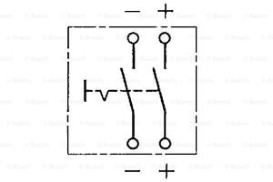 Huvudströmbrytare 2 polig