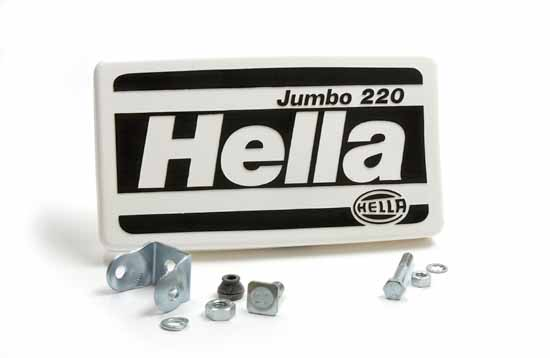 Dimstrålkastare Jumbo 220