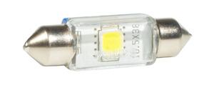 LED-lampa 24V Festoon 10,5x38