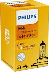 Halogenglödlampa H4 Vision 12V