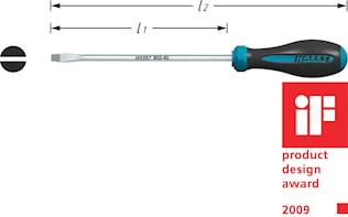 Skruvmejsel 3.0 mm