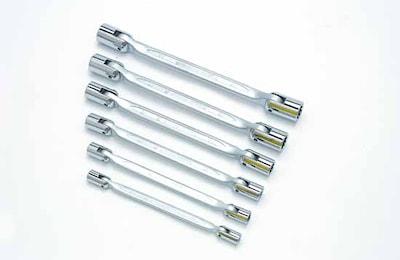 Lednyckelsats 8-19mm