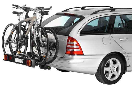 Cykelhållare RideOn, 2 cyklar