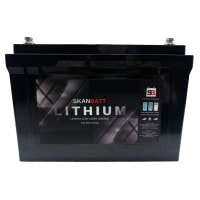 Batteri 125Ah Litium Heat Pro