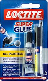 Super glue plastic 2g