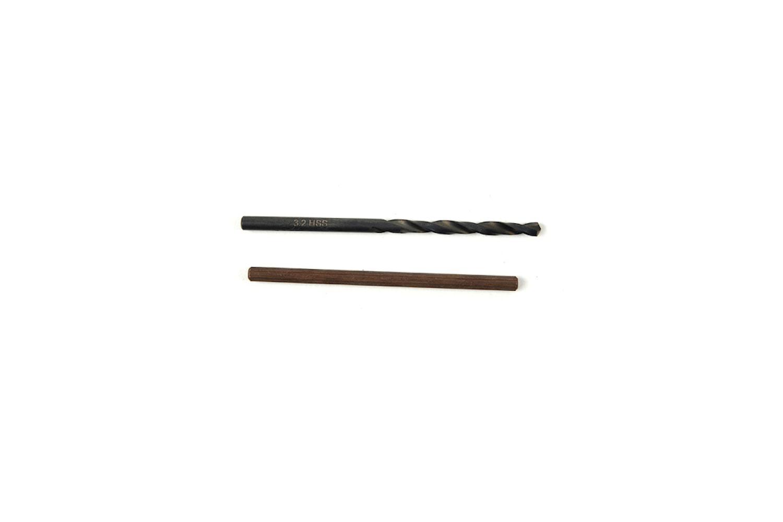 Skruvutdragare med borr, 4,8mm