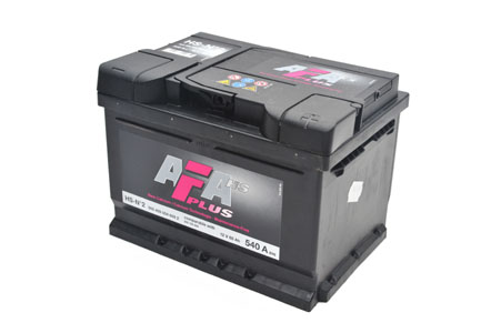 Batteri HS2 AFA Plus