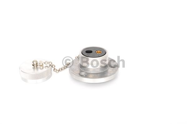 Däckskontakt 2-polig metall