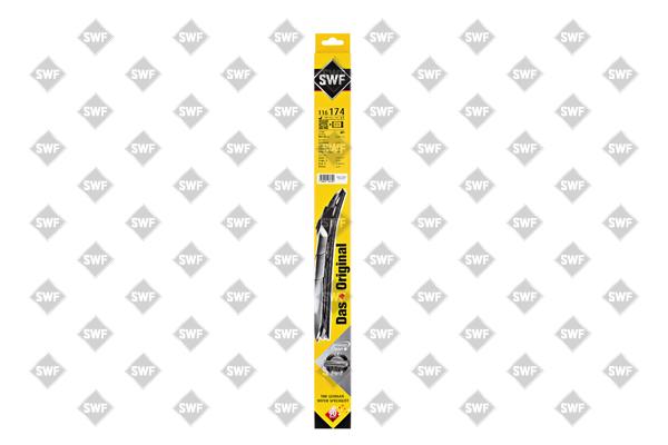 Torkarblad H Blade 400mm