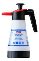 Syrabeständig pumpsprayflaska