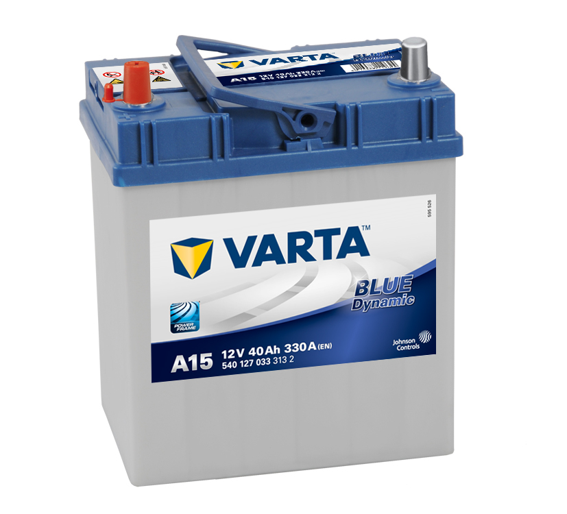 Batteri A15 Blue Dynamic