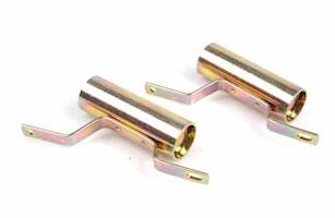 Hållare rör 21 mm 2-pack