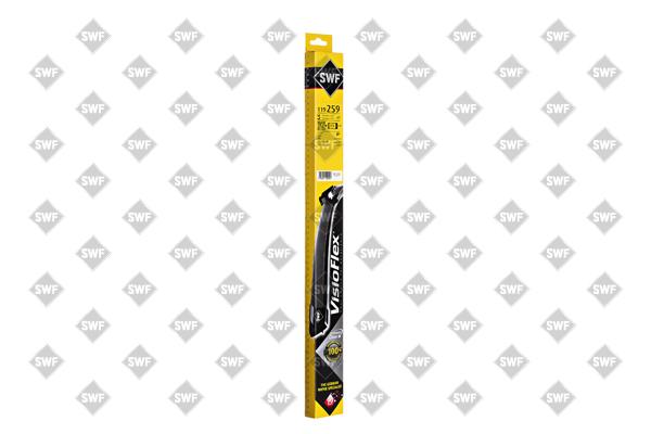 Flatblade set 550 + 550mm