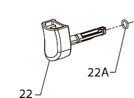 Avtryckare 2135-D93B
