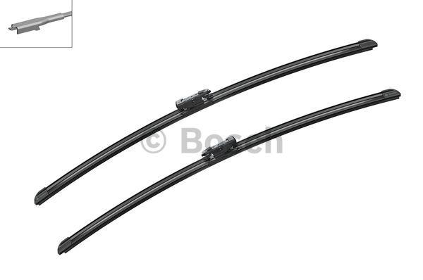 Flatbladesats A099S 650/650