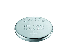 Batteri CR1220 3V litium