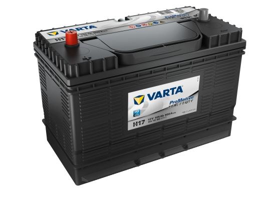 Batteri H17 PRO black HD105