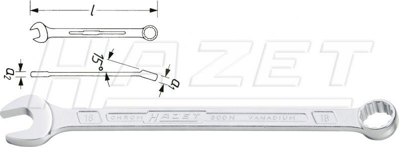 Blocknyckel 5.5mm