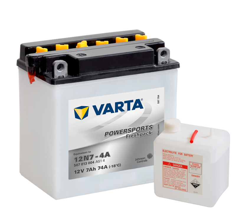 Batteri 7Ah MC Fresh pack