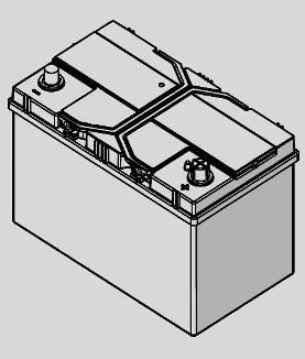 Batteri G7 Blue Dynamic