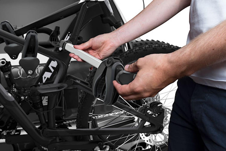 Cykelhållare EasyFold XT 3 cyk
