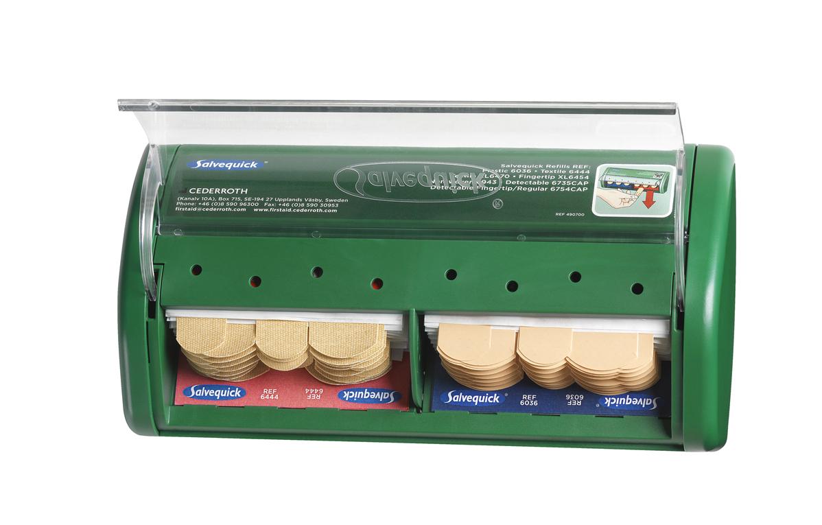 Salvequick Plåsterautomat