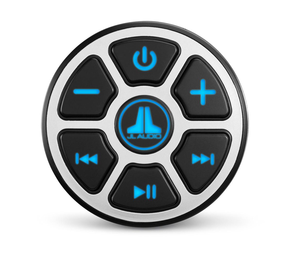 Bluetooth receiver kontrollenh