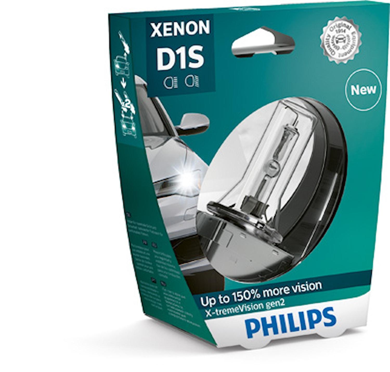 Gasurl.lampa D1S Xtreme
