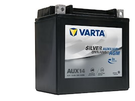 Batteri AUX14 Varta AUX 13Ah