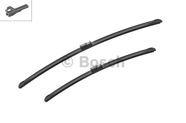 Flatbladesats A953S 650/500