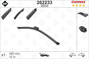 Flatblade SB38 380