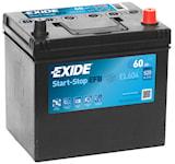 Batteri 60Ah 520cca  EFB