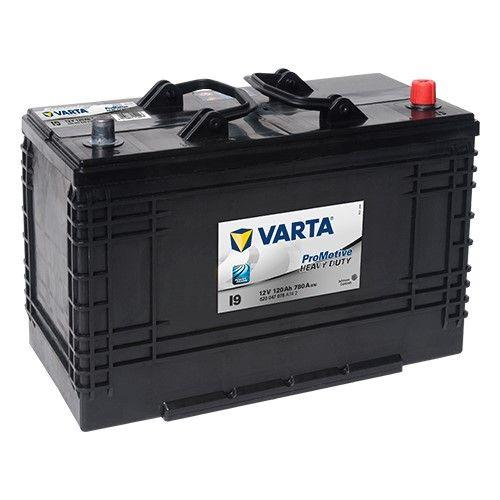 Batteri I9 PROmotive HD 120