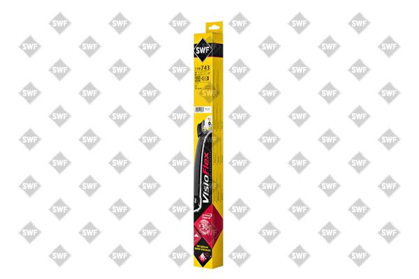 Flatbladesats 550/530