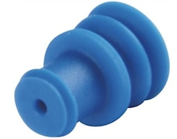 Tätning 0.5-1.0mm², blå