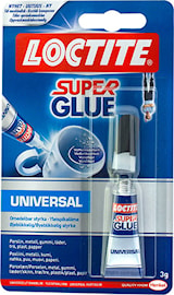Super glue liquid tub 3g
