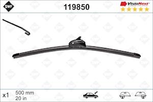 Flatblade 500