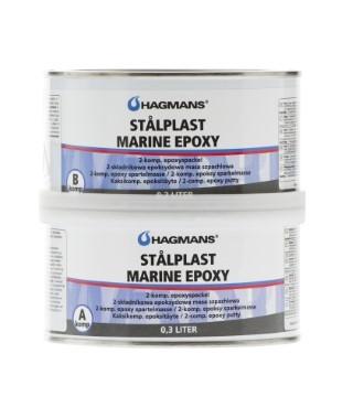 Stålplast Marine Epoxy 0,6 L
