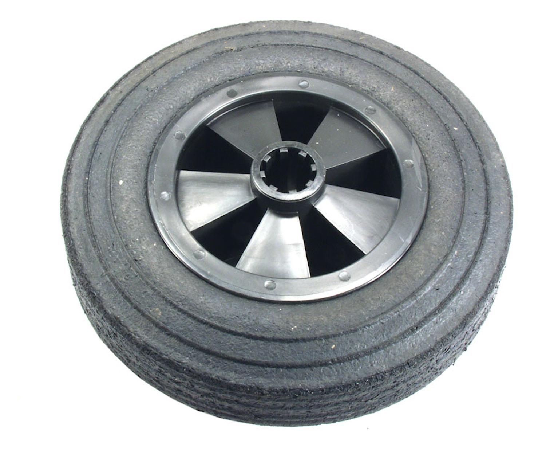 Reservhjul 200x50 mass/plast