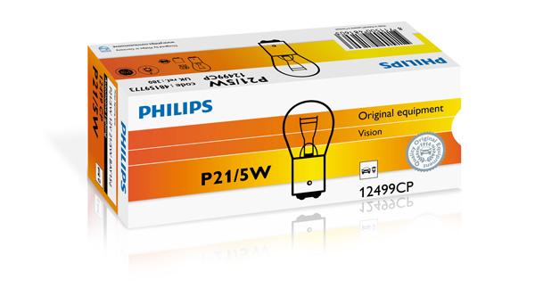 Glödlampa 12V 21/5W BAY15d