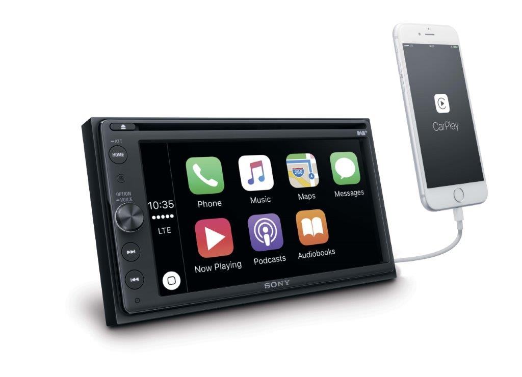 AVC CD/Radio/BT/USB/CarPlay